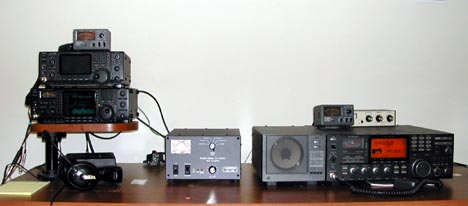IC-756PRO - HF/6m Base Transceiver